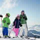 Ski-Familie